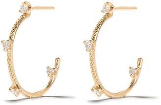 NORA KOGAN Lilibet Hoop Earrings