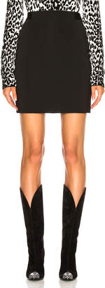 Givenchy Knit Seamed Mini Skirt