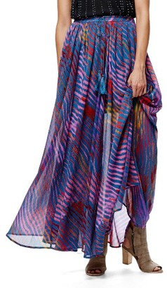 Women's Free People True To You Maxi Skirt $128 thestylecure.com