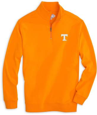 Southern Tide Gameday Skipjack 1/4 Zip Pullover - University of Tennessee