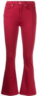 Dondup kick flare trousers