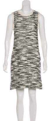 Derek Lam Printed Knee-Length Dress
