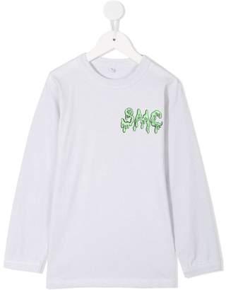 Stella McCartney monster detail T-shirt