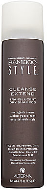 Bamboo Alterna Style Cleanse Extend Dry Shampoo
