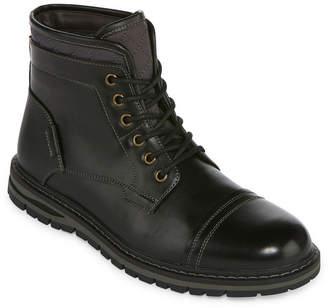 Jf J.Ferrar Mens Neeson Lace-up Boots