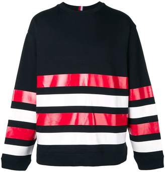 Tommy Hilfiger striped sweatshirt