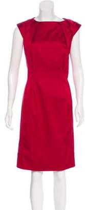 Flavio Castellani Sleeveless Knee-Length Dress