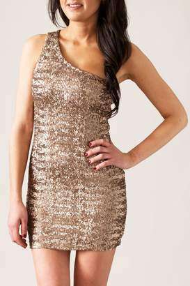 Tcec Sequin Mini Dress