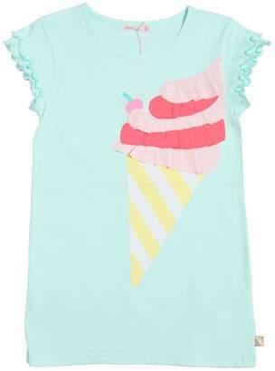 Billieblush Ice Cream Printed Cotton Jersey Dress