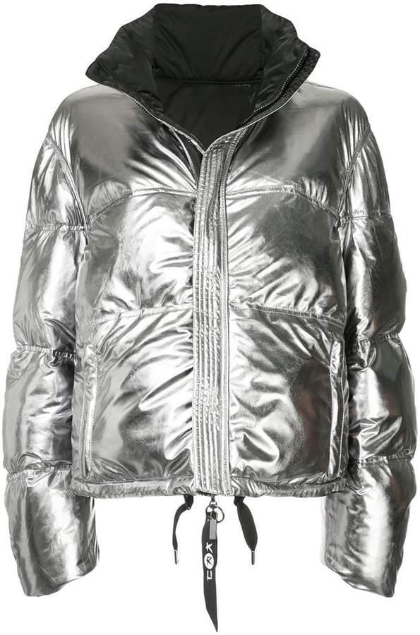Kru reversible down jacket