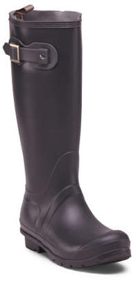 High Shaft Rain Boots