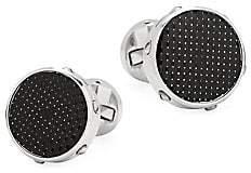 Cufflinks Inc. Cufflinks, Inc. Men's Ox & Bull Trading Co. Carbon Fiber & Stainless Steel Cufflinks