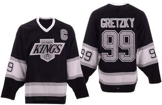 Mitchell & Ness Men Wayne Gretzky Los Angeles Kings Heroes of Hockey Classic Jersey