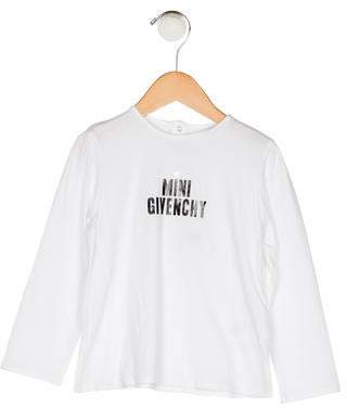 Givenchy Girls' Printed Top