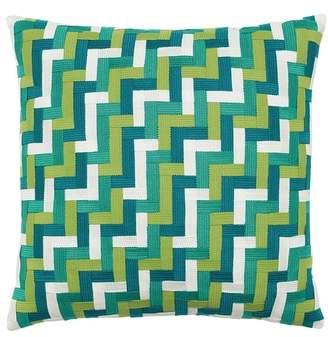 Eden Basket Weave Indoor/Outdoor Accent Pillow