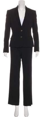 Dolce & Gabbana Wool-Blend Two-Piece Pantsuit
