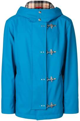 Fay toggle fastening jacket