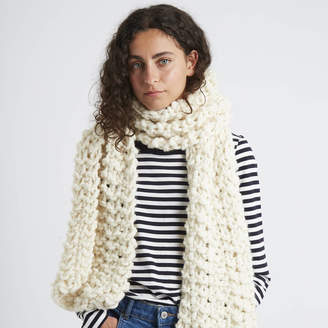 Wool and the gang Triple Threat Scarf By Wool And The Gang