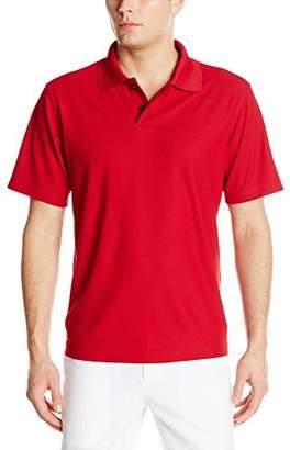 Wrangler Authentics Men's Short Sleeve Performance Polo