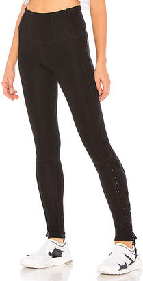 Free People Movement High Rise Pixi Lace Up Legging