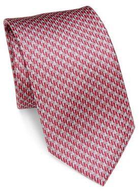 BrioniBrioni Textured Silk Tie