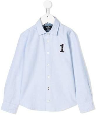 Hackett Kids One patch shirt