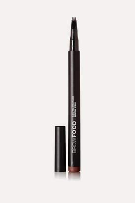 LashFood 24h Tri-feather Brow Pen - Bold Brunette