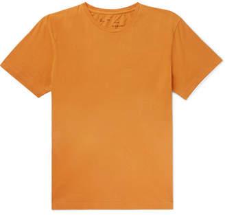 Bellerose Ino Cotton-Jersey T-Shirt - Orange
