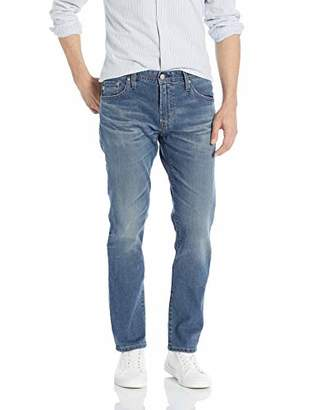 AG Adriano Goldschmied Men's The Dylan Skinny Leg LED Denim Jean