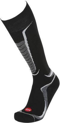 Cashmere & Silk Blend Master Ski Socks $62 thestylecure.com