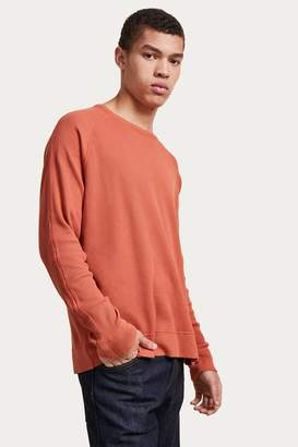 French Connenction Waffle Jersey Jumper