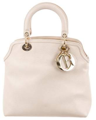 Christian Dior Granville Leather Bag