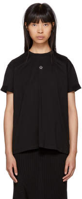 Stella McCartney Black Mini Star T-Shirt