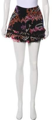 Just Cavalli Starfish Mini Skirt w/ Tags