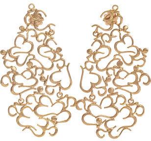 Cristina Rotondaro Om Earrings