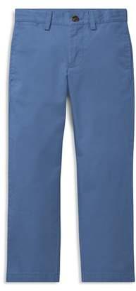 Ralph Lauren Boys' Cotton Twill Chino Pants - Little Kid