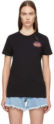 Off-White Black Daring Romance T-Shirt