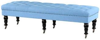 Duck Egg Blue Alice Dressing Bench
