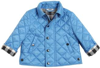 Burberry Quilted Nylon Padded Jacket