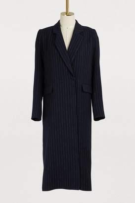 Roseanna Elton wool and linen coat