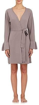 Arlotta by Chris Women's Cashmere Short Robe