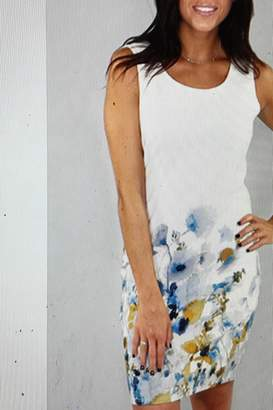 Michael Tyler Collections Pretty-As-a-Picture Dress