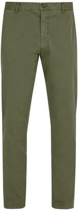 J.w.brine J.W. BRINE Owen cotton blend chino trousers