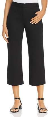 T Tahari Naima Straight Crop Pants