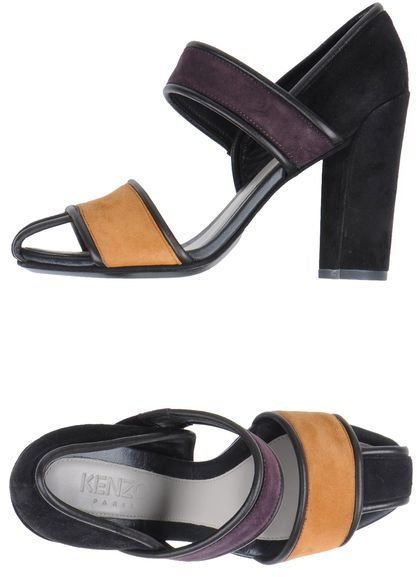 Kenzo High-heeled sandals