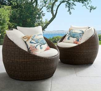 Pottery Barn Papasan Chair