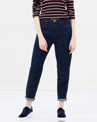 Maison Scotch Seasonal High Waist Boyfriend Jeans