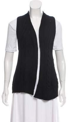 Edun Knit Open-Front Vest