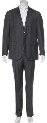 Isaia Wool Two-Piece Suit
