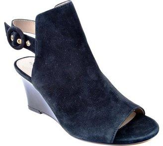 Adrienne Vittadini Footwear Women's Rasi Wedge Sandal $24.79 thestylecure.com